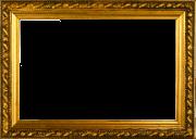 gold frame 75